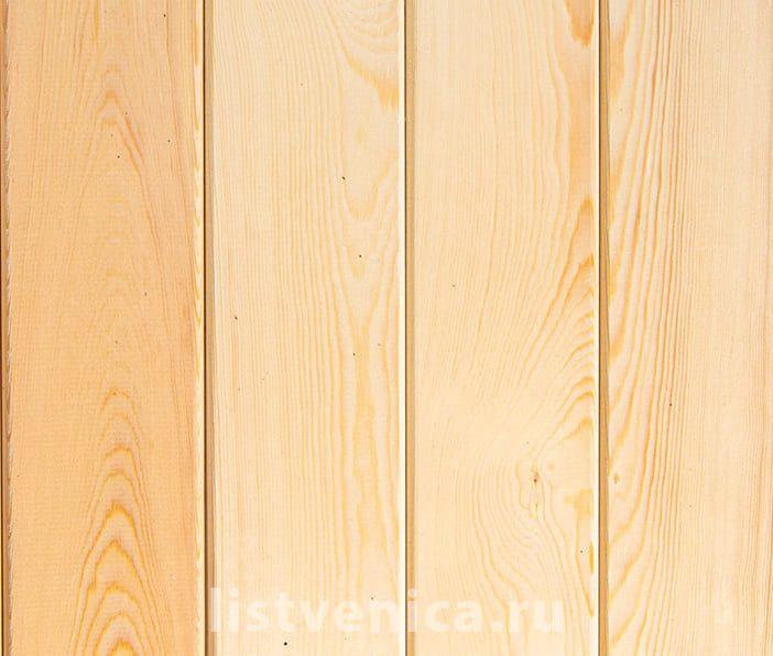 Вагонка из ангарской сосны - сорт Экстра (14мм×90мм×3,5м)