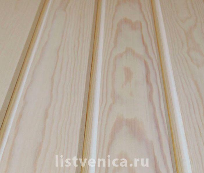 Вагонка из ангарской сосны - сорт Прима (14мм×90мм×3м)