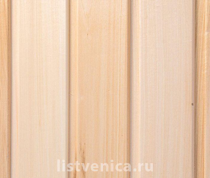 Вагонка из липы (Йошкар-Ола) - сорт Прима (14мм×96мм×2м)