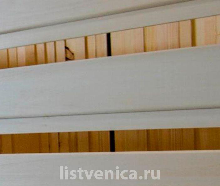 Вагонка из липы (Йошкар-Ола) - сорт Экстра (14мм×96мм×1м)