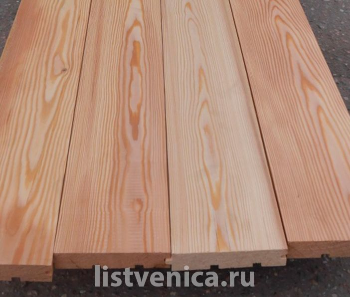 Половая доска - сорт Прима (35мм×140мм×3м)