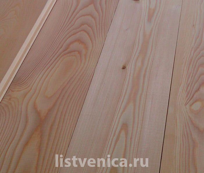 Половая доска - сорт AB (45мм×140мм×6м)