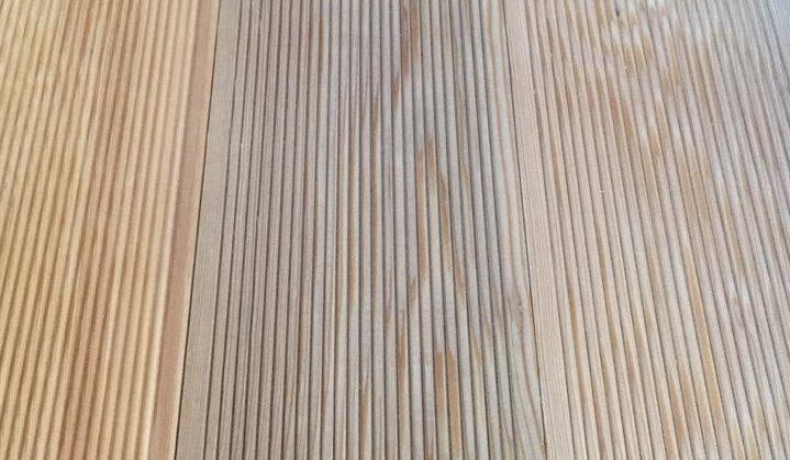 Террасная доска из лиственницы - сорт Прима 3м