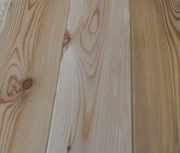 Вагонка из лиственницы - сорт B (14мм×140мм×3м)